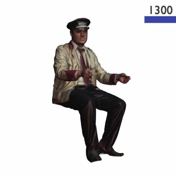 1300C