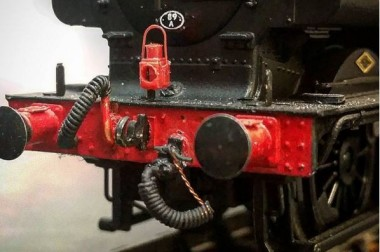 Development Workbench: Scale Loco Lamps