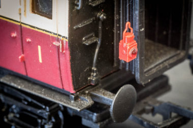 New 4mm Scale Loco Lamps