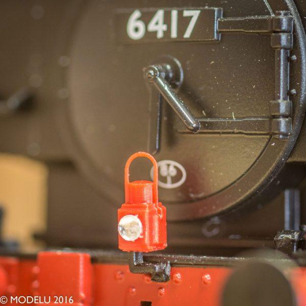 GWR / BR (W) Loco Lamp
