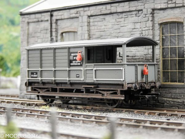 WD076 GWR Tail Lamp & WD077 GWR Side Lamp