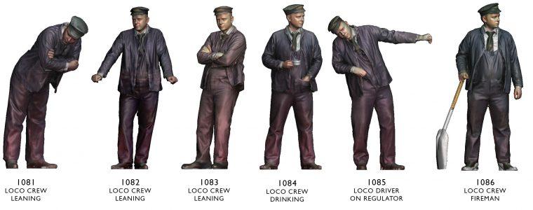 New Loco Crew