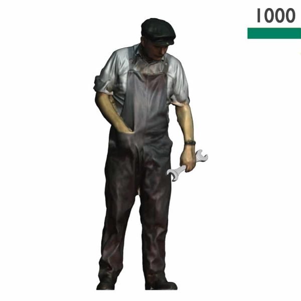 1000C