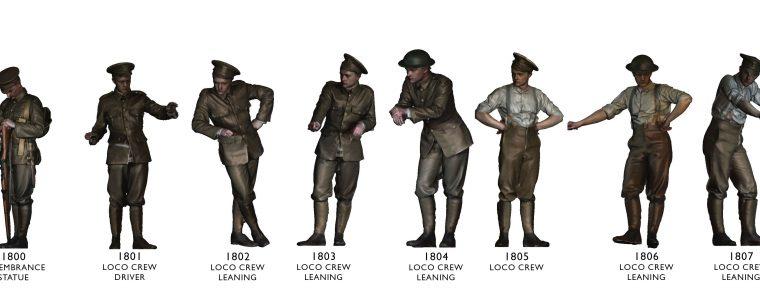 New First World War Figures