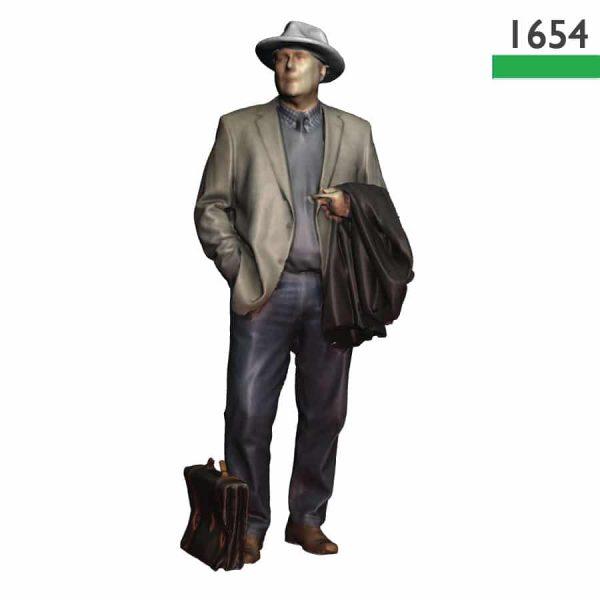 1654C