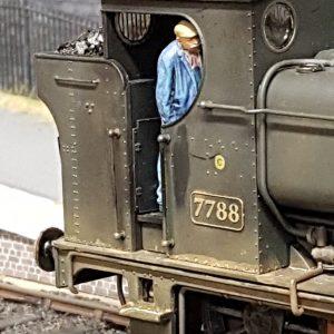 GWR 5700 Class Pannier