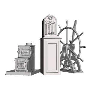 Signal Box Interior