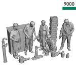 9000 Loco Shed Bundle